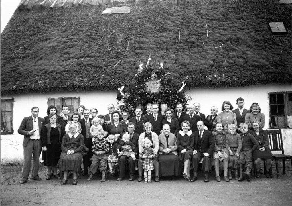 59.6  Sølvbryllup 11 november 1947