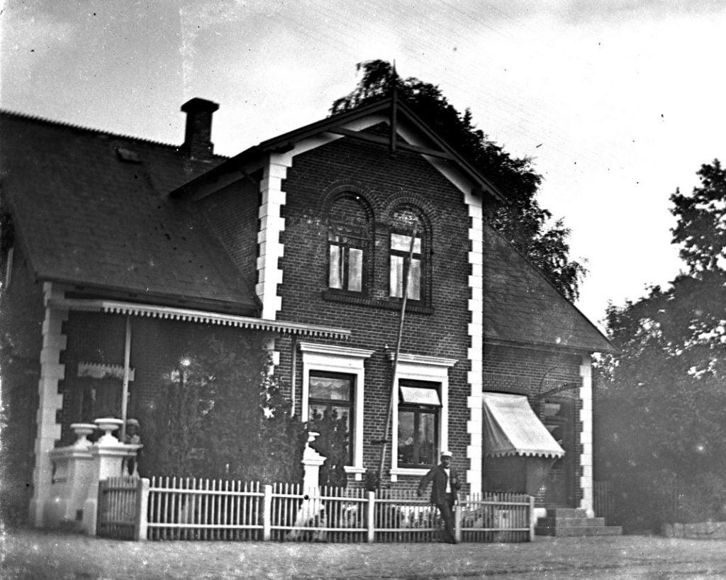 6.14  Bageriet Hovedgaden 20, 4140 Borup.