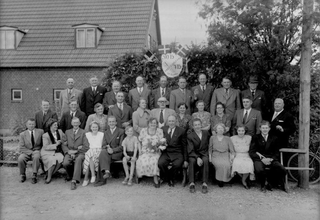 60.3  Sølvbryllup 5. juli 1950