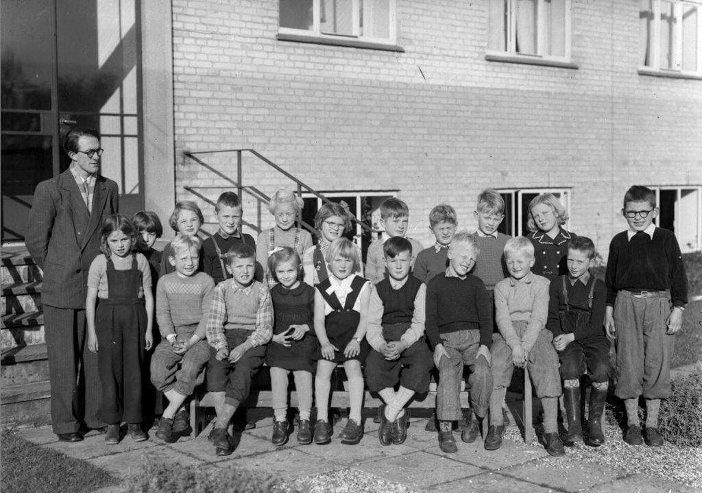 65.14  Borup skole, Lærer Bregnerød (Bregnerod ?)
