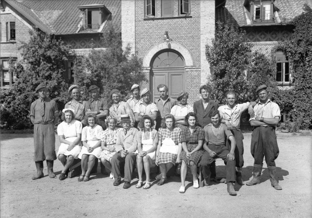 63.4 Jægerspris 1947